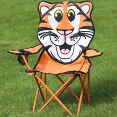 Quest Children's Tiger Fun Folding Chair