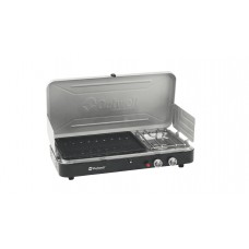 OUTWELL CHEF COOKER 2 BURNER STOVE WITH GRILL