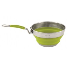 OUTWELL COLLAPS SAUCEPAN 1.5L - GREEN