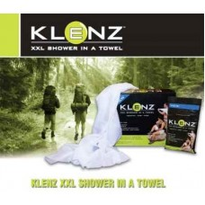 Klenz XXL Shower in a Towel