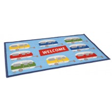 Quest Washable Caravan Welcome Mat