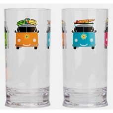 Flamefield Camper Smiles Tall Tumbler Twin Pack