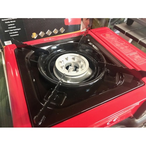 Go System Dynasty Compact Single Burner Family Stove