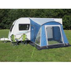 Sunncamp Swift 260 Deluxe Caravan Awning (Blue) - 2017