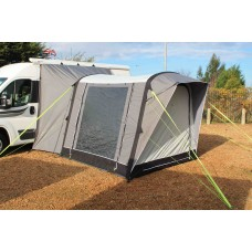 SunnCamp Air-Volution Silhouette Motor Air 250 Grande Motor Awning - 2017