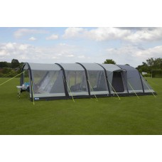 Kampa Croyde 6 Air Pro Tent Canopy - 2017