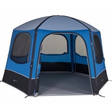 Vango Airhub Hex Airbeam Gazebo Tent (Blue) - 2019