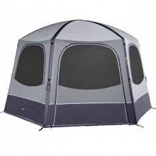 Vango Airhub Hex Airbeam Gazebo Tent (Grey) - 2019